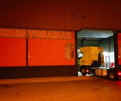 TALLERES VORAMAR COMIENZA SU HORARIO NOCTURNO