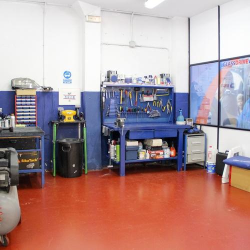Cambio, reparación y tintado de lunas | Glassdrive Getafe