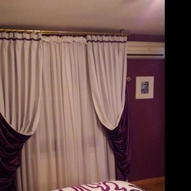 Consejos de limpieza para tus cortinas