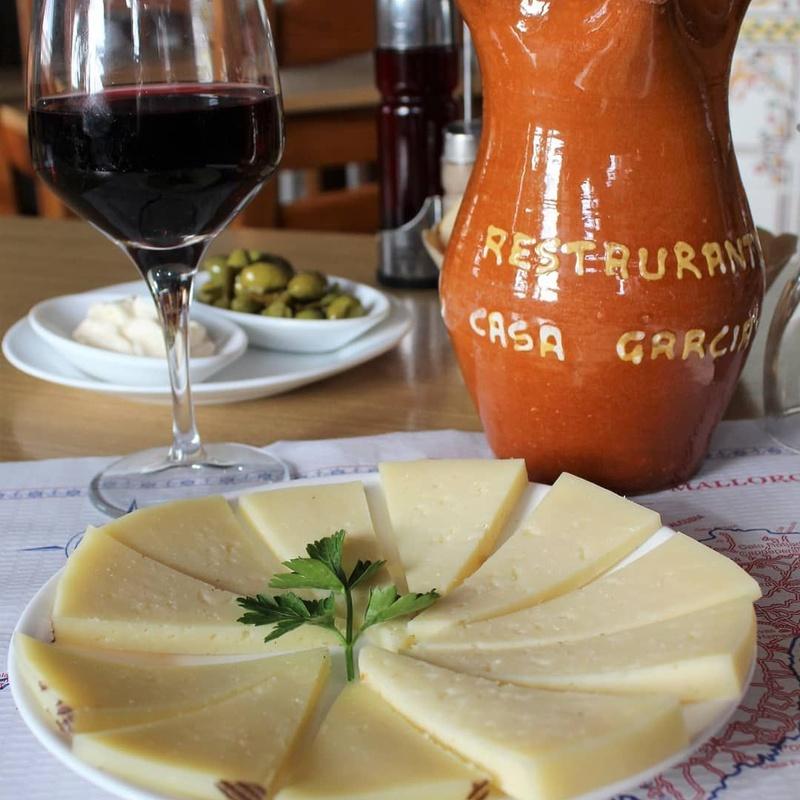 Aperitivos: Nuestra carta de Restaurante Casa García's