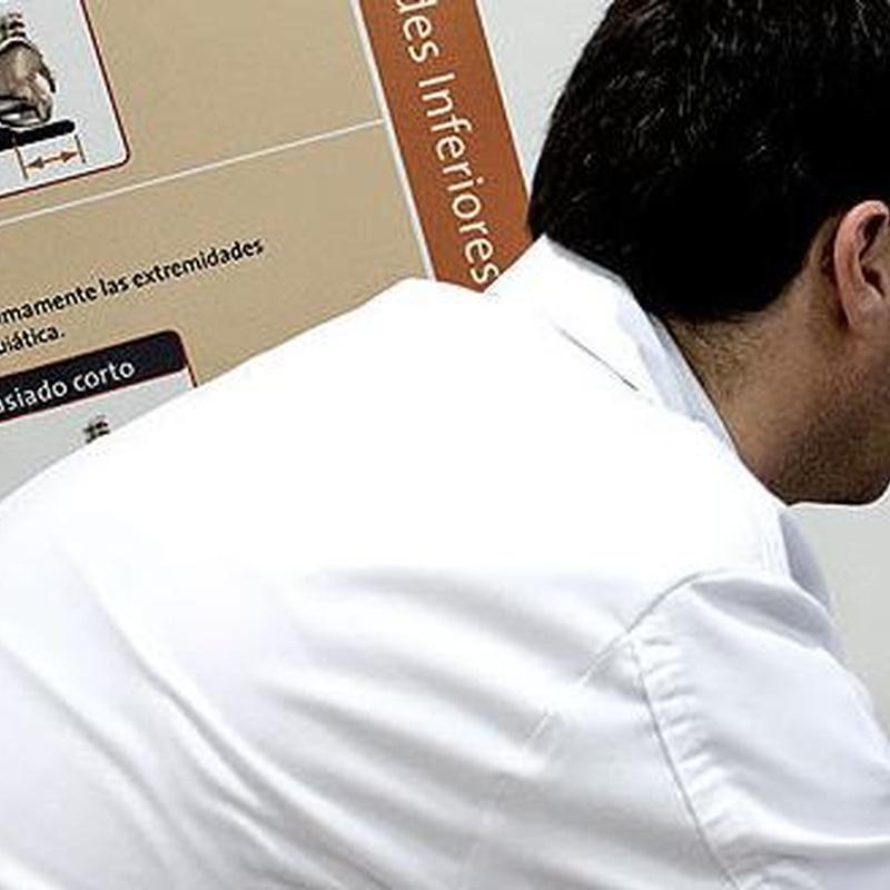 COJINES: Catálogo de Ortopedia Ortoka