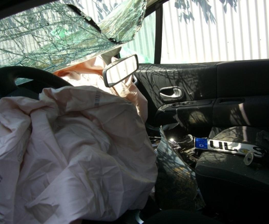 La importancia del airbag en un coche