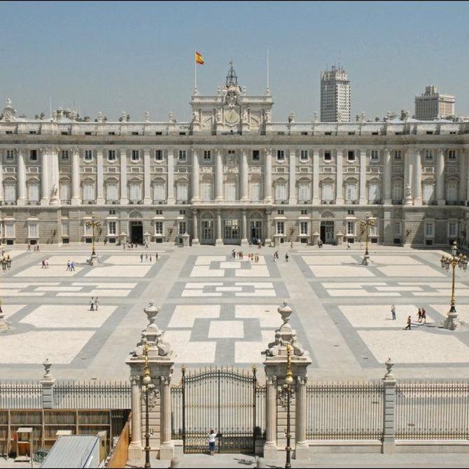 El Palacio Real, visita obligada en Madrid