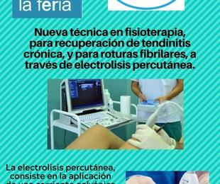 ELECTROLISIS PERCUTÁNEA
