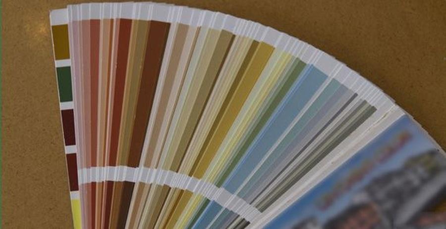 Elegir el color de la habitación