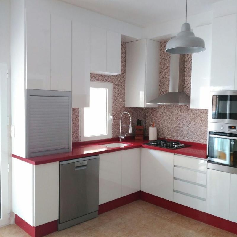 Cocinas: Trabajos realizados  de Alumifex