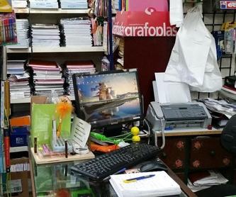 Material oficina : Productos y servicios de Grafos Papelería