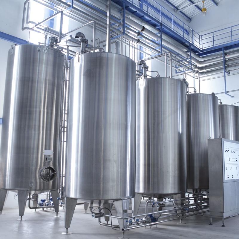 Calderería industrial: Productos y servicios de Cerrajería Titulcia