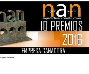 Salamander Premio Arquitectura 2016