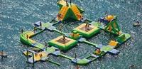 parque acuático para el mar