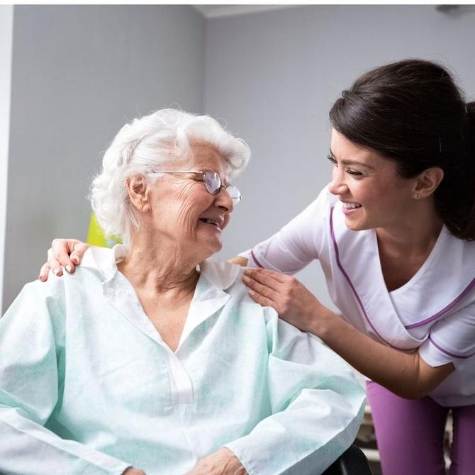 Los mejores cuidados para nuestros mayores