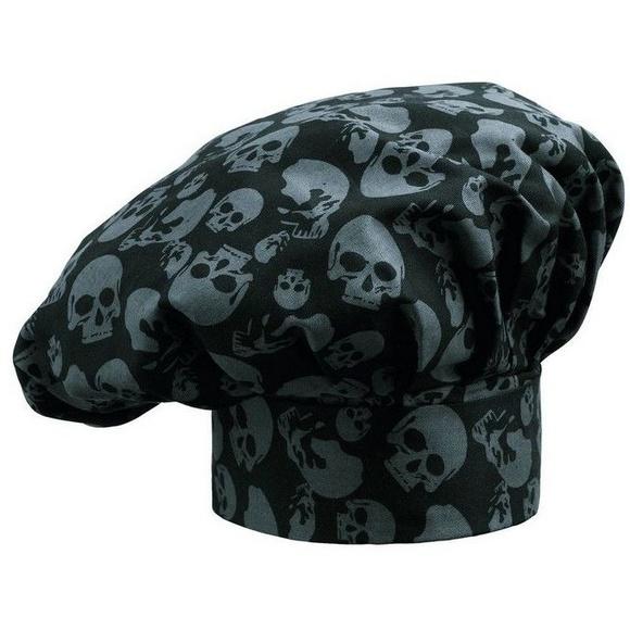 Gorro gran chef Skulls Egochef: Productos de Unipro