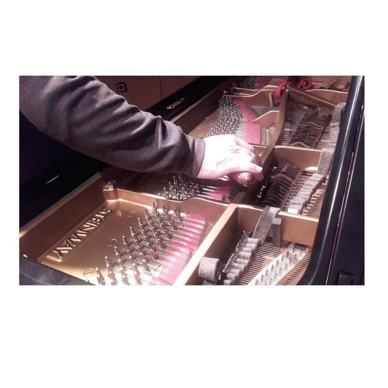 Reparación y reglaje: Servicios de Afinador de Pianos E. Ferrer