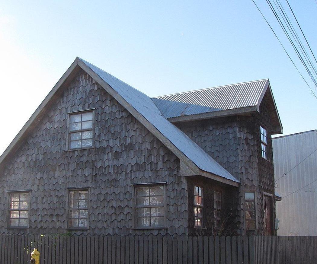 El mantenimiento de las casas de madera
