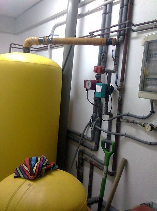 Instalaciones de calefacción por energía solar en Málaga