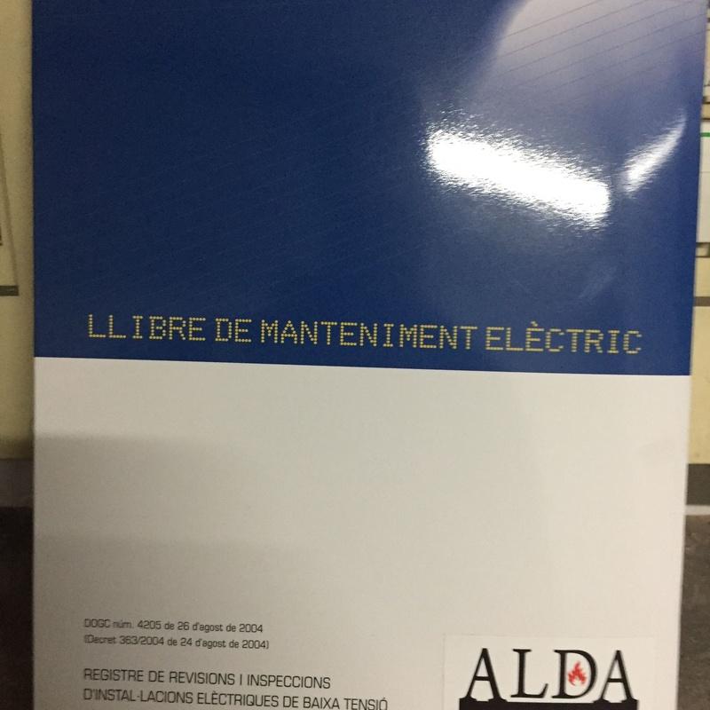 Electricidad en Comunidades de vecinos y Parkings: Servicios de ALDA Instalaciones