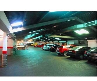 Recarga para coches eléctricos: Servicios de Parking de Garaje Cuesta