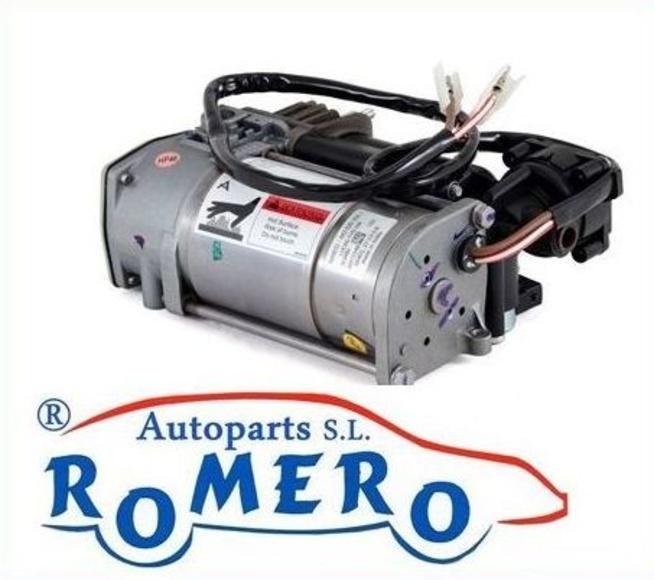 Compresor de la Suspensión de BMW X5 E53 4Corner: Suspensiones y vehículos de Romero Autoparts Zaragoza