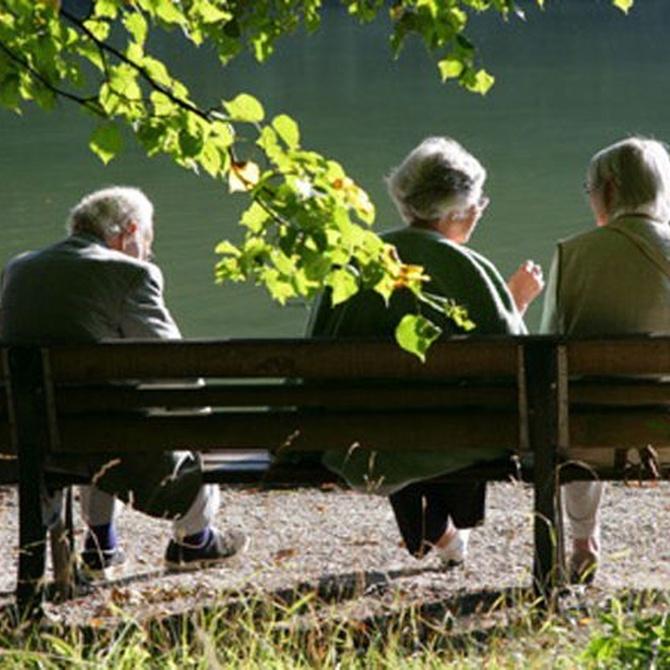 El derecho a cobrar pensiones no contributivas