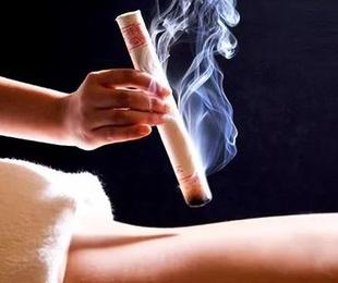 Pura magia en un puro de moxa