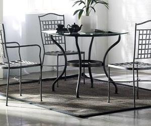 Mesas y sillas: Forja Manuel Jiménez