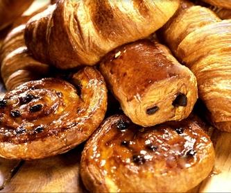 Pasteles y pastas: Catálogo de Panadería y Pastelería Mariano Calleja