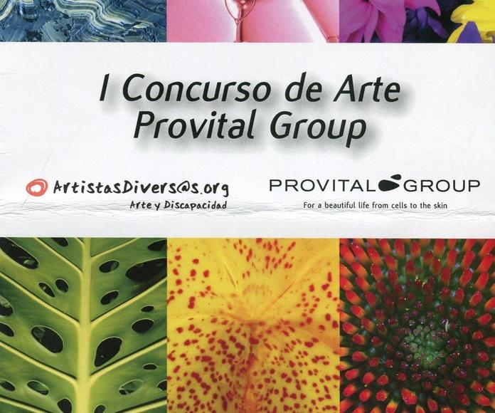 I Concurso de Arte Provital Group