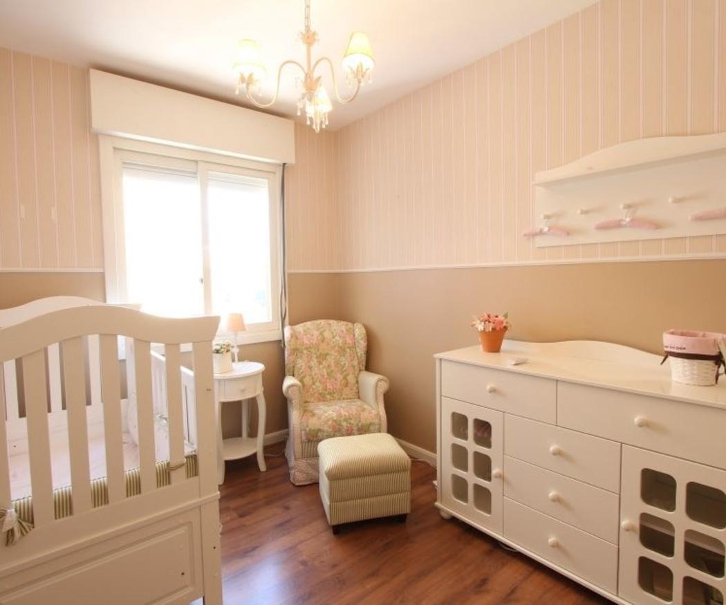 Cómo pintar la habitación de una bebe