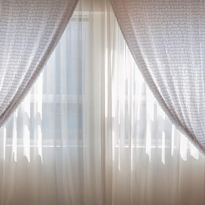 Consejos para lavar correctamente tus cortinas