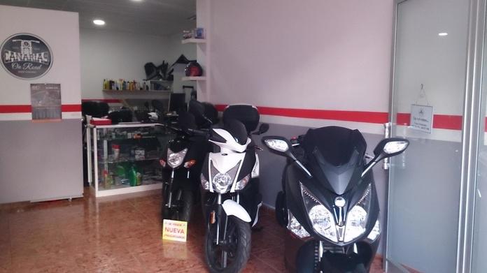 Mantenimiento de motos nuevas y usadas: Servicios de Canarias On Road