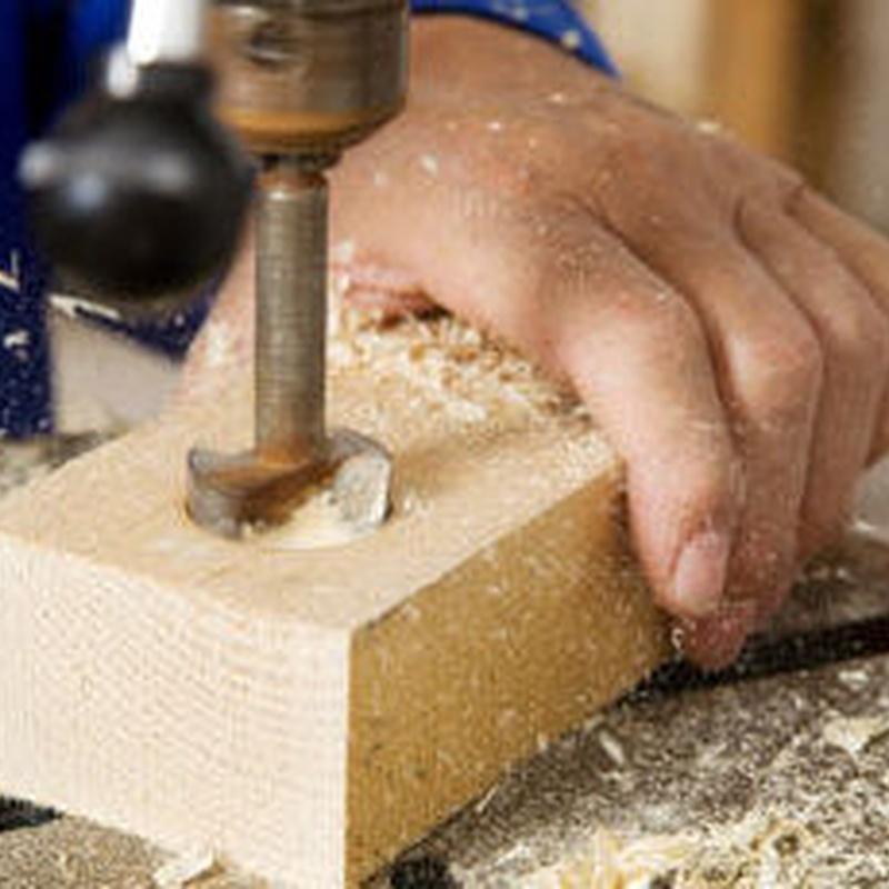 Carpintería en general: Productos y servicios de Semasa