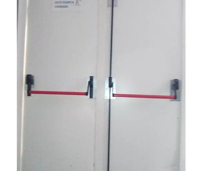 Puertas cortafuegos: Productos y servicios de Souto Puertas y Automatismos