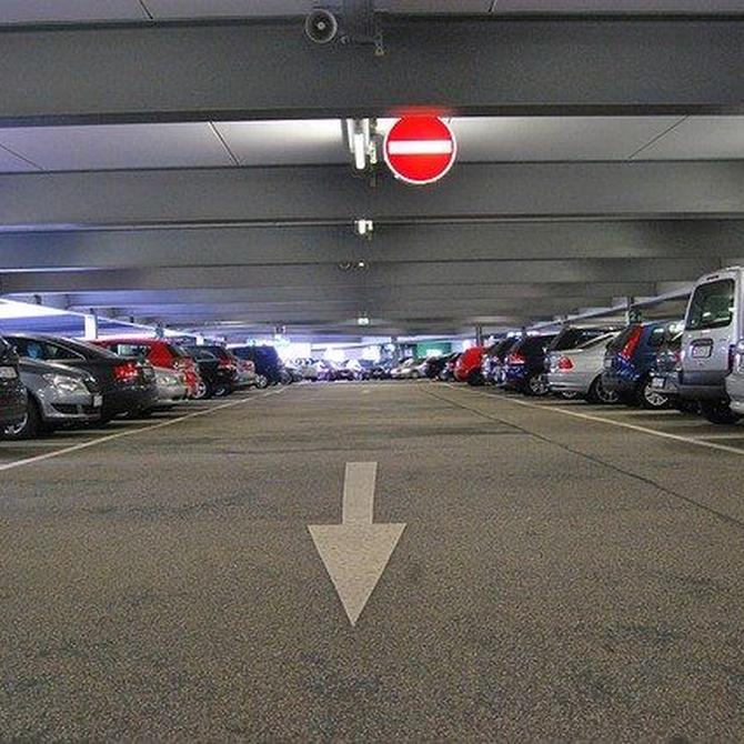 Ventajas de aparcar el coche en un garaje