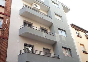 Revestimiento de fachadas SATE
