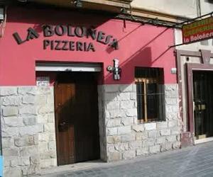 Galería de Pizzerías en Valencia | Pizzeria Crêperie La Boloñesa