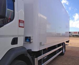 Taller de equipos de refrigeración para camiones refrigerados