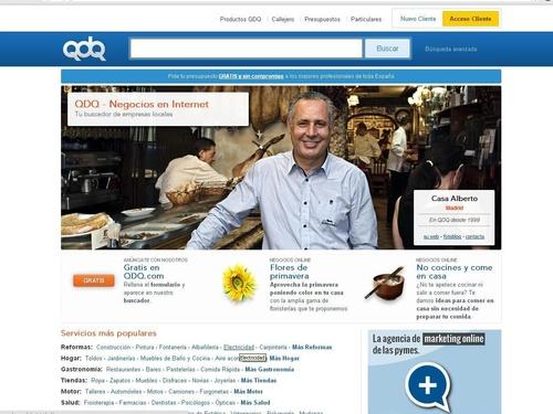 Fotos de Diseño de páginas web en Madrid | Espacio Qonecta