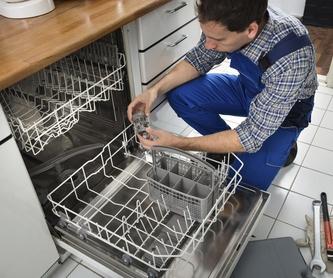 Reparación de microondas: Servicios de Servicio Oficial AEG, Electrolux, Zanussi