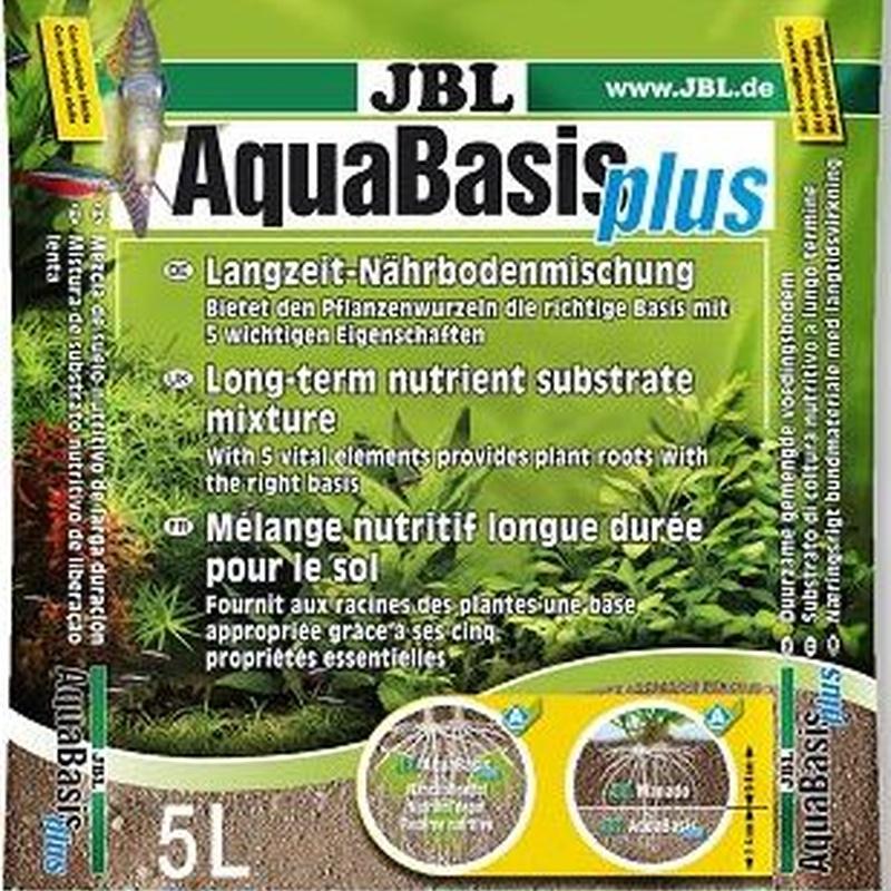 JBL AquaBasis plus 5 kg.