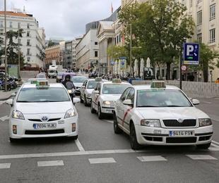 Diferencias entre los taxis y los VTCs