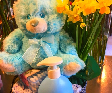 *Flowers for Babies * Babies gifts * Deliveries