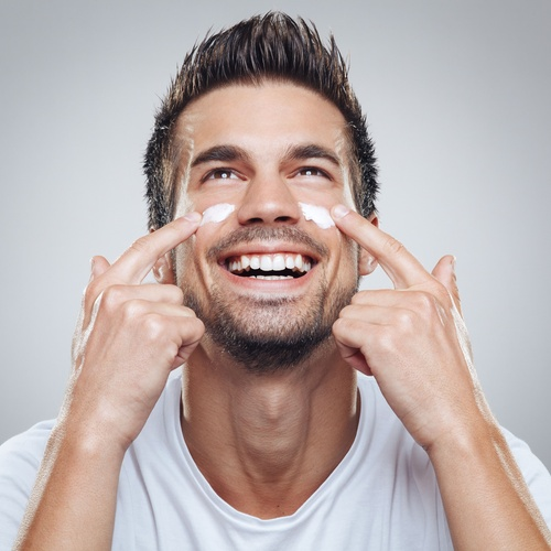 Tratamientos faciales también para hombres