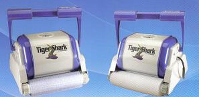 ROBOT LIMPIAFONDOS TIGER SHARK: Productos y Servicios de Tecno Clima