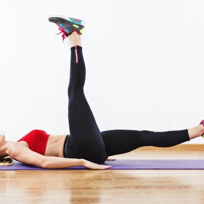 Conociendo ejercicios de pilates