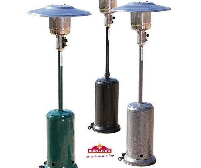 Gas: Productos y Servicios de Servicios Generales Compairé