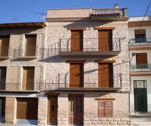 Reforma de fachada en Teruel