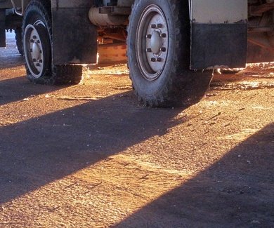 Grúas para furgonetas y camiones hasta 3.500 kg