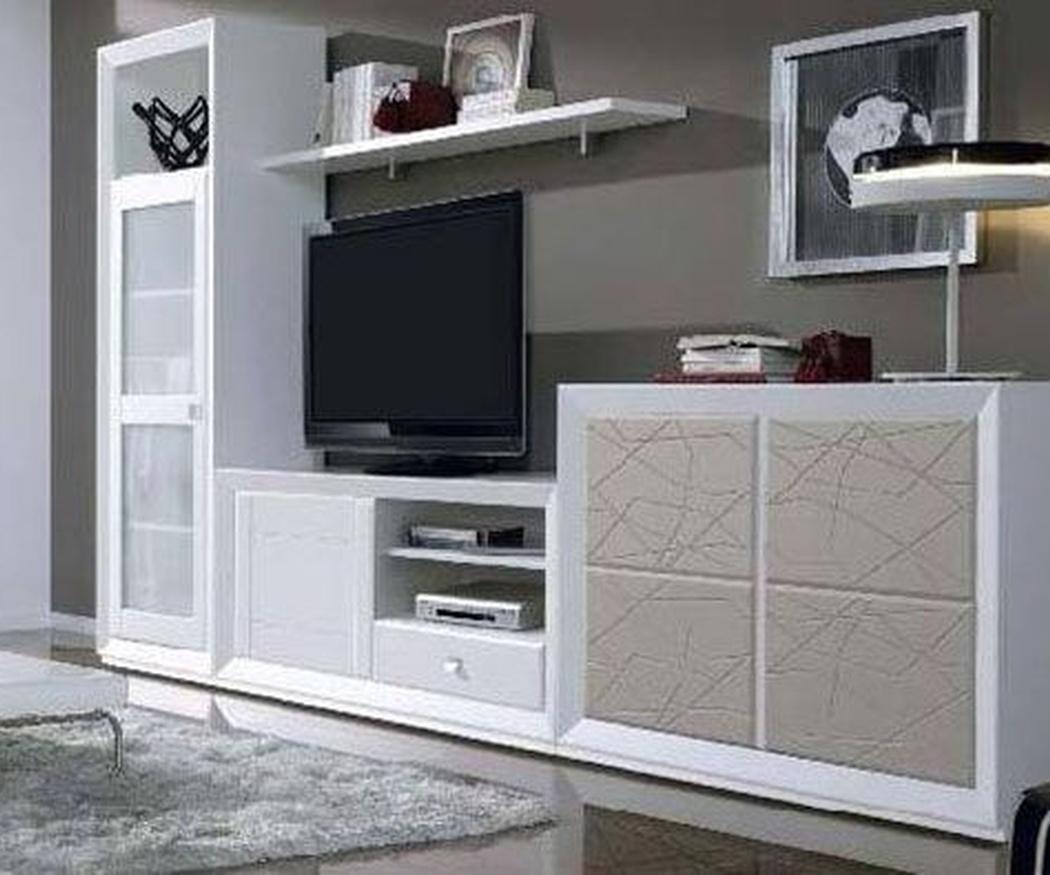 Muebles para un salón moderno y acogedor