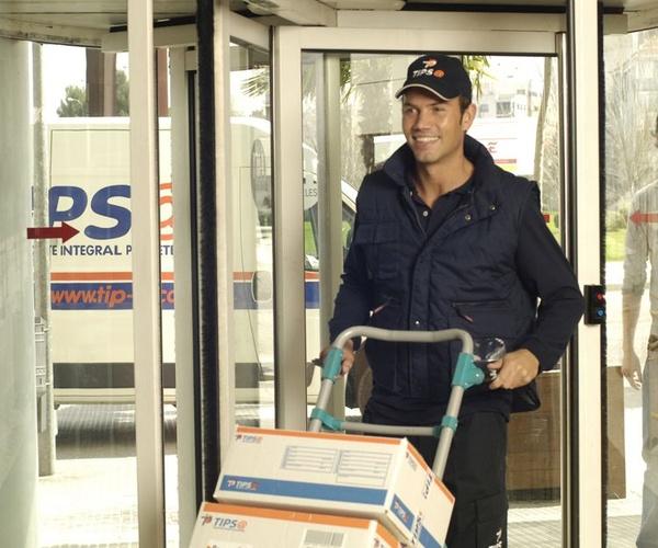 Servicio de paquetería en A Coruña