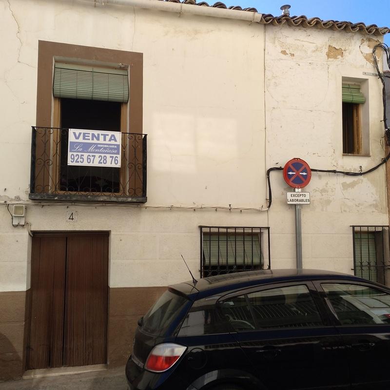 Casa de Pueblo en Huerta de Valdecarabanos, Toledo: Inmuebles de Inmobiliaria La Montañesa